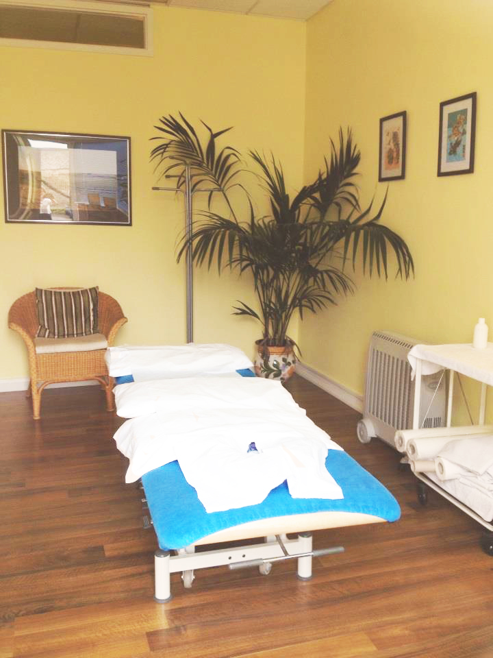 Haven Therapies Treatment Rooms
